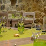 Intérieur du restaurant Saint Macaire